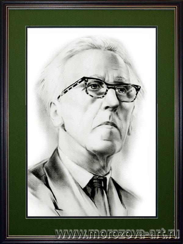 Дмитрий кобалевский портрет выполнен